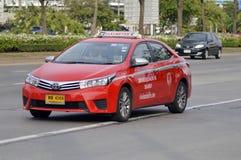 Thaise Taxi Royalty-vrije Stock Fotografie