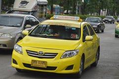 Thaise taximeter stock afbeeldingen