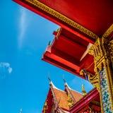 Thaise Tempel Royalty-vrije Stock Foto