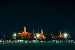 Thaise tempel in Bangkok Stock Afbeeldingen