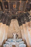 Thaise Tempel, bij wat Chaiwatthanaram, Ayutthaya Stock Fotografie