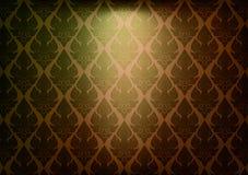 Thaise uitstekende patroon vector abstracte achtergrond Stock Afbeeldingen