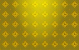 Thaise uitstekende patroon vector abstracte achtergrond met schijnwerper Royalty-vrije Stock Foto's