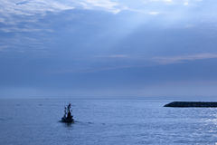 Thaise visser Royalty-vrije Stock Afbeelding