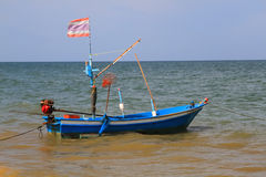 Thaise vissersboot Stock Afbeeldingen