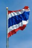 Thaise vlag Stock Afbeelding