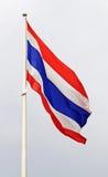 Thaise vlag Royalty-vrije Stock Afbeelding