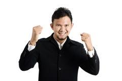 Thaise zakenman royalty-vrije stock fotografie