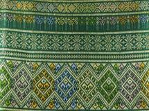 Thaise Zijde Stock Afbeelding
