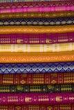 Thaise Zijde royalty-vrije stock fotografie
