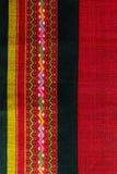 Thaise zijde Stock Foto's
