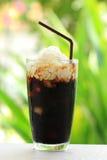 Thaise Zwarte koffie Stock Foto's