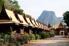 ThaiTemple Lizenzfreie Stockfotografie
