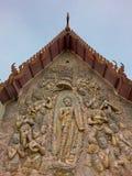 Thaitemple. Temple  wallpaper buddhist Stock Photos