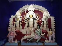 Thakur d'idole de mA Durga Images libres de droits
