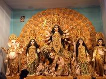 Thakur d'idole de mA Durga Photographie stock libre de droits
