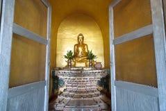 Thale Oo Monastery. A buddha image at the Thale Oo Monastery, Inle Lake, Myanmar Royalty Free Stock Image