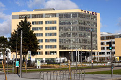 Thales Group Company Fotos de archivo