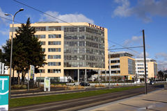 Thales Group Company Stockbild