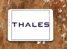 Thales logo Stock Images