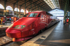 Thalys Paris Stock Images