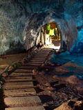 Tham Khao Bin cave Stock Photography