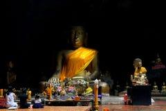 Tham Khao Luang jama, Phetchaburi prowincja, Tajlandia Zdjęcia Stock