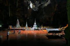 Tham Khao Luang jama, Phetchaburi prowincja, Tajlandia Obraz Royalty Free