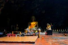 Tham Khao Luang jama, Phetchaburi prowincja, Tajlandia Obraz Stock