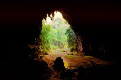 Tham-Los-Höhle Stockbild