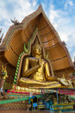 Tham Sua Tempel Stockfoto
