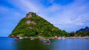 Tham Thong Royalty Free Stock Photo