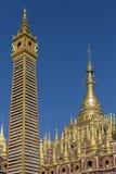 Thambuddhei Paya - Monywa - Myanmar (Burma) Stock Image