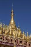 Thambuddhei Paya - Monywa - Myanmar Foto de Stock Royalty Free
