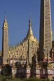 Thambuddhei Paya - Monywa - Myanmar Stock Photo