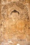 Thambula świątynia, Bagan, Myanmar Zdjęcia Royalty Free