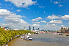 Thames Royalty Free Stock Images