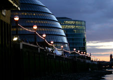 By the Thames Stock Photography