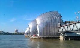 Thames bariera Obrazy Stock
