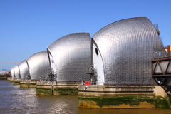 The Thames Barrier Stock Photography