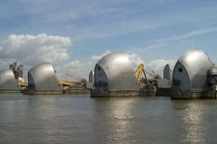 Thames Barrier Stock Images