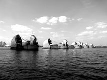 The Thames Barrier 7 Royalty Free Stock Photography