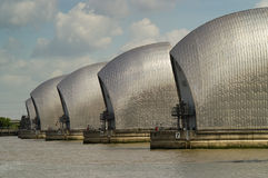Thames Barrier Royalty Free Stock Image