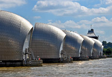 Thames Barrier. Stock Images