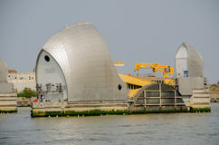 Thames Barrier Stock Images