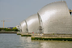 Thames Barrier Stock Photos