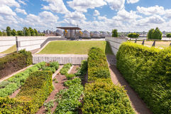Thames Barrier Park Stock Image