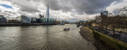 The thames Royalty Free Stock Images