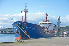 Thames Fisher at Inverness Royalty Free Stock Images