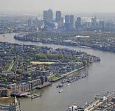 The Thames, London Stock Photos